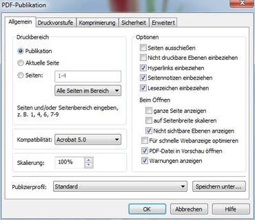 eBooks und vieles mehr selber gestalten: Serif PagePlus X6 (Screenshot)