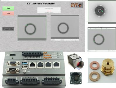 EVT Scratch Inspector - Mit Machine Learning Oberflächenfehler detektieren