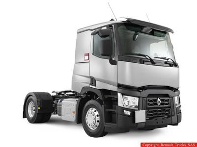 Studio-Aufnahme Renault Trucks T Tanker
