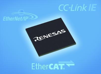 Renesas Electronics Europe präsentiert neue Low-Power, High-Speed Industrial Ethernet Controller
