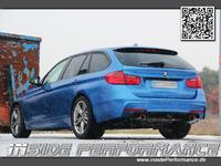 InsidePerformance exhaust systems: 335i-Look for the latest BMW 3-series (F30/F31)