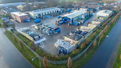 Recycling of Electrical and Electronic Waste at Hennemann Umweltservice