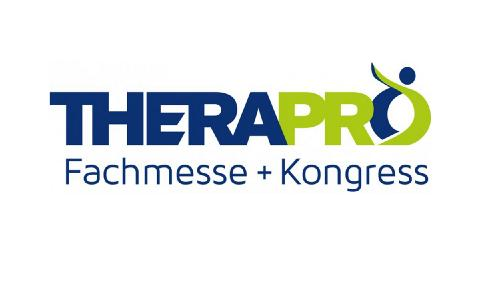 Die TheraPro Fachmesse + Kongress informiert vom 7. bis 9. Februar 2020 über Therapie, Rehabilitation und Prävention. Besuchen Sie DMRZ.de in Halle 4, Stand 4B87.