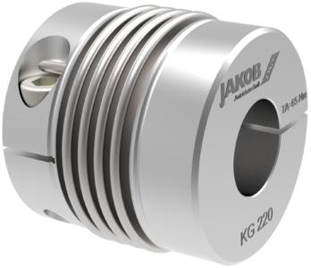 Metallbalgkupplung KG