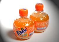 Sleeves helps Fanta to make a splash in Ireland