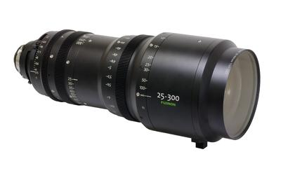 "FUJIFILM to introduce all new high zoom ratio 4K cine zoom lens ""FUJINON ZK12×25"" covering 25mm-300mm focal length"