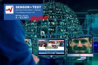 EVT auf der digitalen SENSOR+ TEST Messe