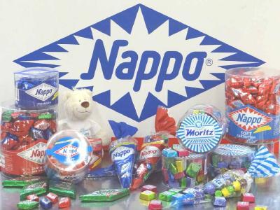 Seit 1925 werden die Nappo-Nougatrauten in Kempen produziert. Foto: Nappo & Moritz GmbH