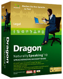 Nuance präsentiert Dragon NaturallySpeaking Legal 10 - die Spracherkennungssoftware für Juristen
