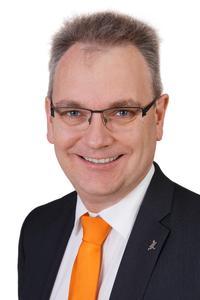 Dr. Ulrich Rust, Jobware Vertriebsleiter