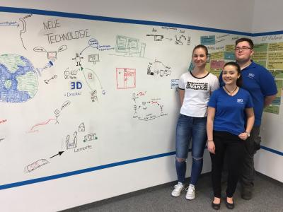 ODU Digital Youngsters_Ausbildungsprojekt