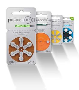 power one hearing aid batteries, pocketcharger and 675 charger