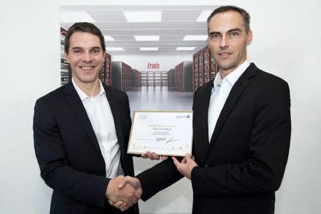 """ITRIS Informatik AG ist jetzt Schweizer """"Direct Partner"""" für Alcatel-Lucent Enterprise"""