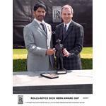 Rolls Royce award