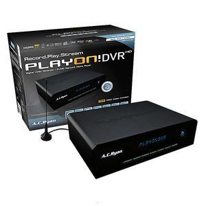 Caseking präsentiert: AC Ryan Playon! DVR HD (PV76120) - digitaler Video-Rekorder und Netzwerkplayer mit zwei digitalen Tunern