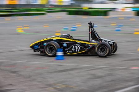 Autonomes Fahrzeug 2019 KA RaceIng KIT Karlsruhe (Bildquelle: KA RaceIng)