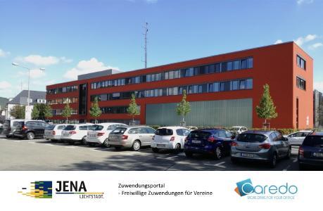 Die Stadtverwaltung Jena/Team Haushaltsführung hat Software von IBYKUS im Einsatz. Foto: IBYKUS