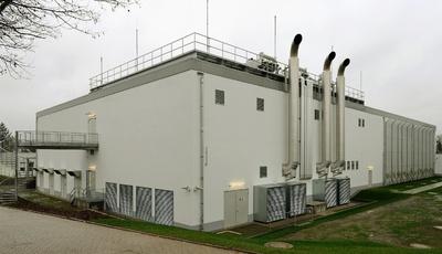 Dr. Grube: IT ist Kerngeschäft – VZM-Rechenzentrum Nr. 555. Foto: Deutsche Bahn, Hartmut Reiche