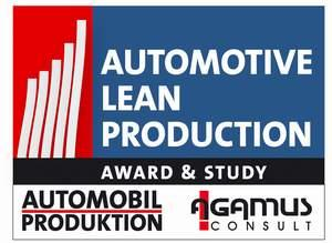'Automotive Lean Production' - Award & Study