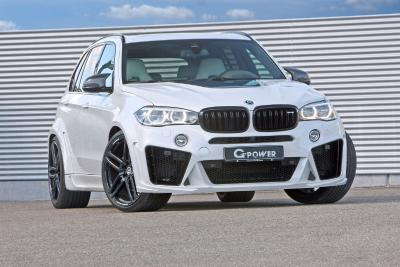 TYPHOON Widebody-Kit für alle BMW X5 F15 / F85 Modelle