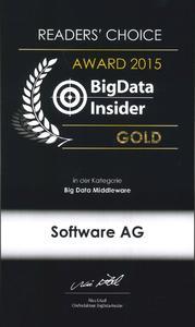 Digital Business Platform Award