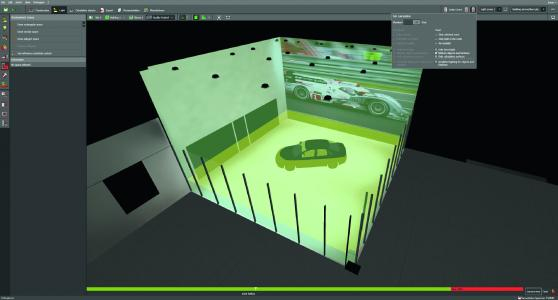 In DIALux evo 7.1 objects and furniture can be excluded in the light calculation