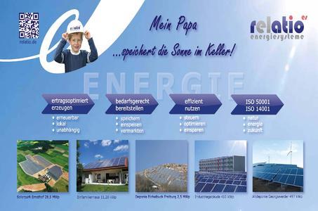 """Der Begleiter in die Energie-Unabhängigkeit: relatio: """"Machen Sie Ihre ganz eigene Energiewende und steigen Sie aus der Atomkraft aus!"""""""