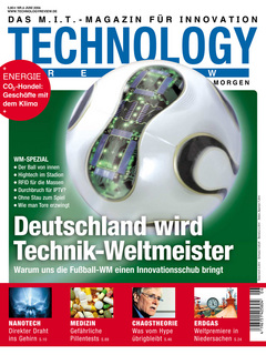 Technology Review über Chaos in der Meteorologie