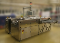 By fitting the ecoSplit with three loading stations, a minimum throughput of 4,300 wafers/h can be achieved.