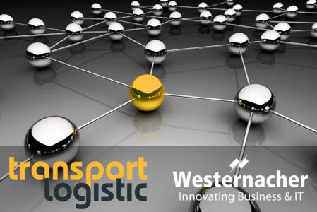 Westernacher at the transport logistic 2013 exhibition
