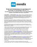 [PDF] Pressemitteilung: Mendix setzt Wachstumskurs fort und steigert seine Buchungen im Geschäftsjahr 2020 um 75 %