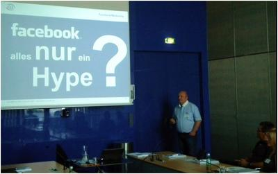 Facebook Marketing Seminar in Wien