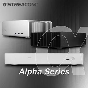 Neu bei Caseking: Das komplett überarbeitete Line-up der Aluminium-HTPC-Gehäuse von Streacom - die Alpha Series!