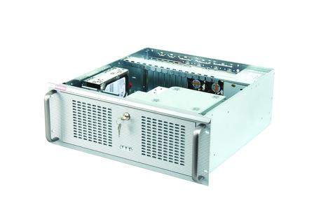 transtec SENYO Rackmount PCs trotzen Staub und Schmutz