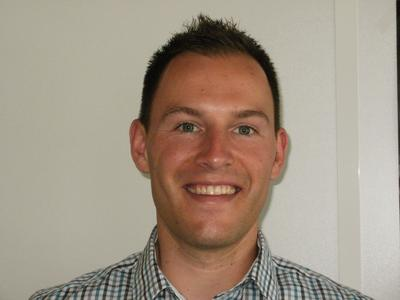 New sales engineer for UWT - Kevin Walter