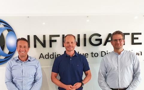 Wechsel in der Geschäftsführung der Infinigate Deutschland GmbH