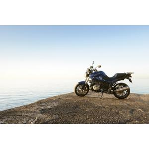 BMW R 1200 R, Montego blue metallic