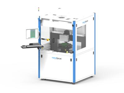 NanoFocus µsprint hp-opc3000: Probe Card Inspection