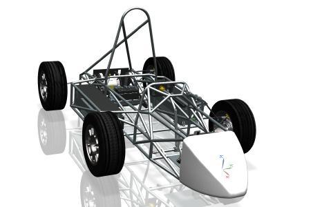 Das Formula Student Team CURE wird in Kürze seinen Formelrennwagen CM-17e präsentieren, der über ein elektrisches Antriebssystem verfügt
