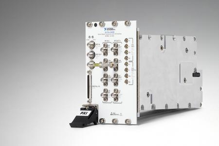 Zweiter Vektorsignal-Transceiver von NI erweitert innovative softwaredesignte Messgeräteplattform