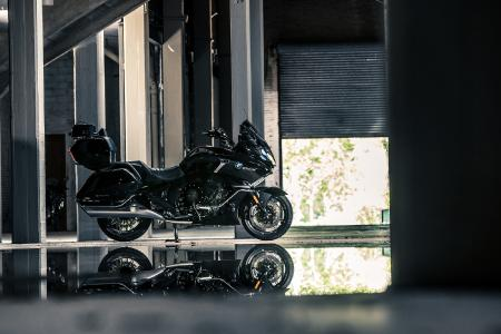 Wunderlich BMW K 1600 Grand America