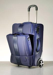 """Tasche in Tasche: Samsonite-Koffer mit """"D-Go-System"""""""