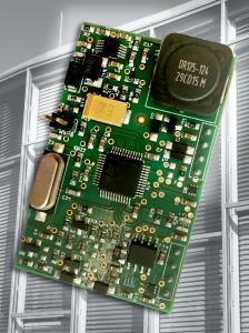 KNbriX von ITK Engineering verknüpft Smart Home-Lösungen mit dem KNX-Bus. (Foto: Julia Nutz / ITK Engineering)