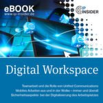 "eBook ""Digital Workspace"" verfügbar"
