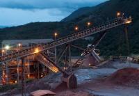 Auf der Jacobina-Mine; Foto: Yamana Gold