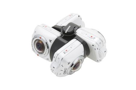 Für 360°-Aufnahmen