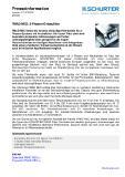 [PDF] Pressemitteilung: FMAD NEO: 3-Phasen-Einbaufilter
