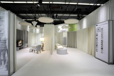 Trevira expands its joint fair booth for Heimtextil 2019