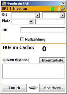 Mobile Inventur mit SAP