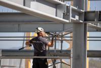 Abb. 4: Durch die Stahlbauweise wird eine hohe Flexibilität in Bezug auf spätere Umnutzungen erreicht. (Foto: HRS Real Estate SA)